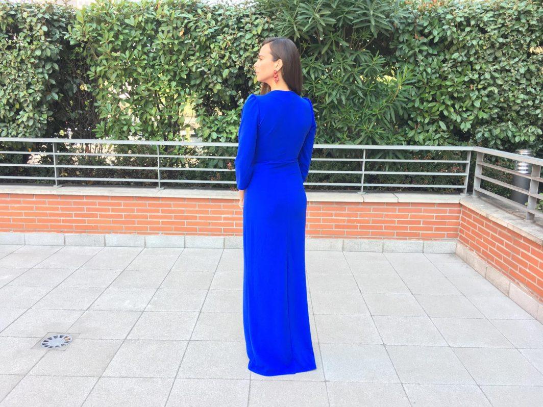 Vestido lady di